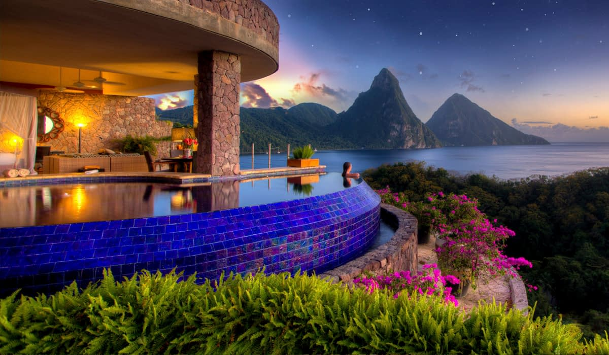 3 Luxurious & Dreamy Hotels in the Caribbean