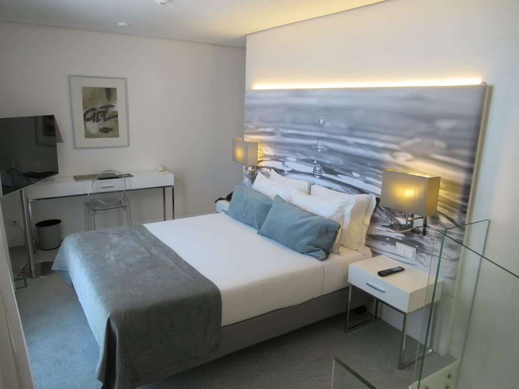 Lisboa, Hotel Review: Hotel White Lisboa