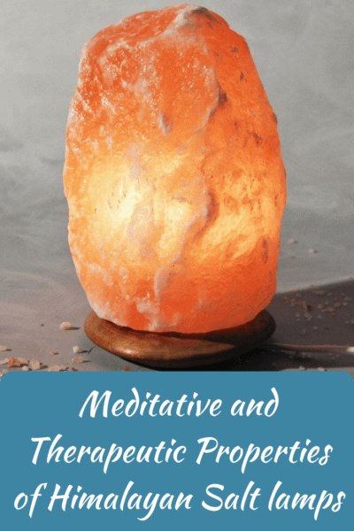 Meditative and Therapeutic Properties of Himalayan Salt lamps