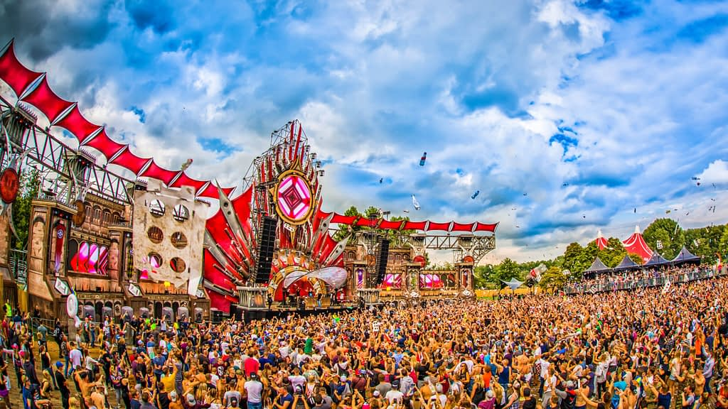 Music, The Qontinent Music Festival in Belgium