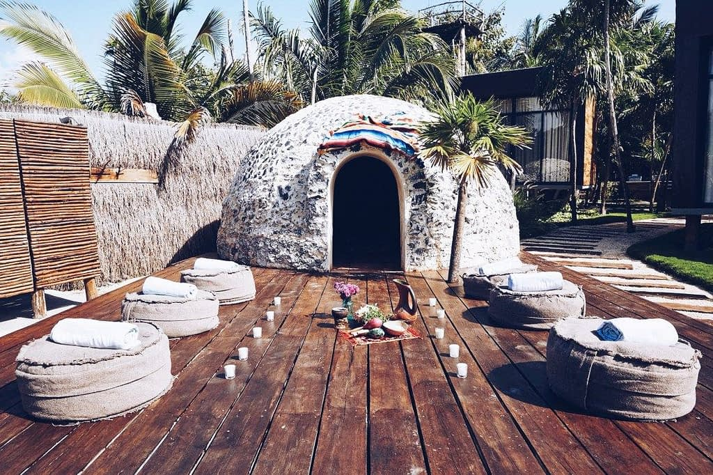 Ancient Mayan Secrets: Holistic Healing Spas in Mexico