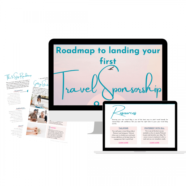 Free Travel Sponsorships Roadmap